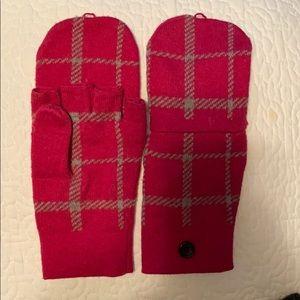 Coach mittens